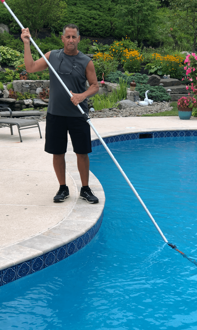 Gary Marzotto, Owner, Mahopac Pools